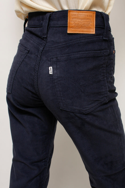 LEVIS WEDGIE STRAIGHT CORD