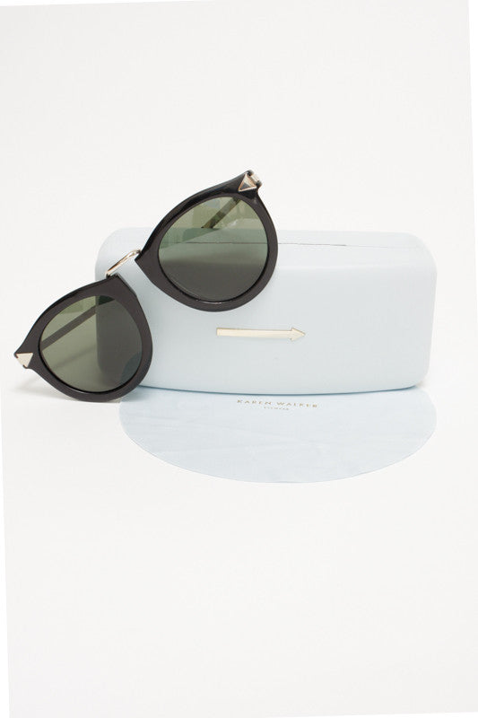 KAREN WALKER HARVEST BLACK - Cloak and Dagger NYC