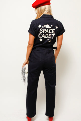 SUGARHIGH LOVESTONED SPACE CADET COVERALLS