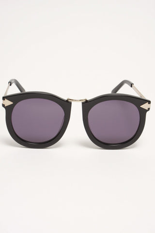 KAREN WALKER SUPER LUNAR BLACK