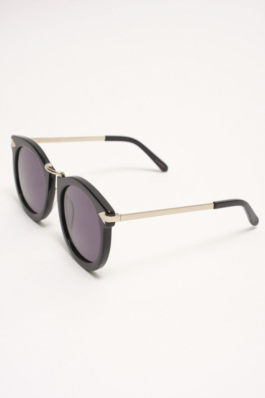 KAREN WALKER SUPER LUNAR BLACK - Cloak and Dagger NYC