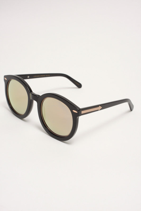 KAREN WALKER SUPER DUPER SUPERSTAR ROSEGOLD - Cloak and Dagger NYC