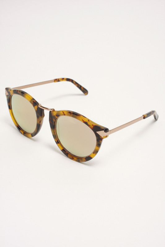 KAREN WALKER HARVEST SUPERSTAR, ROSEGOLD - Cloak and Dagger NYC