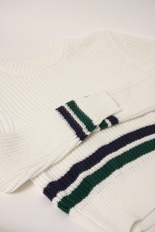 ROLLAS STRIPE SAILOR KNIT