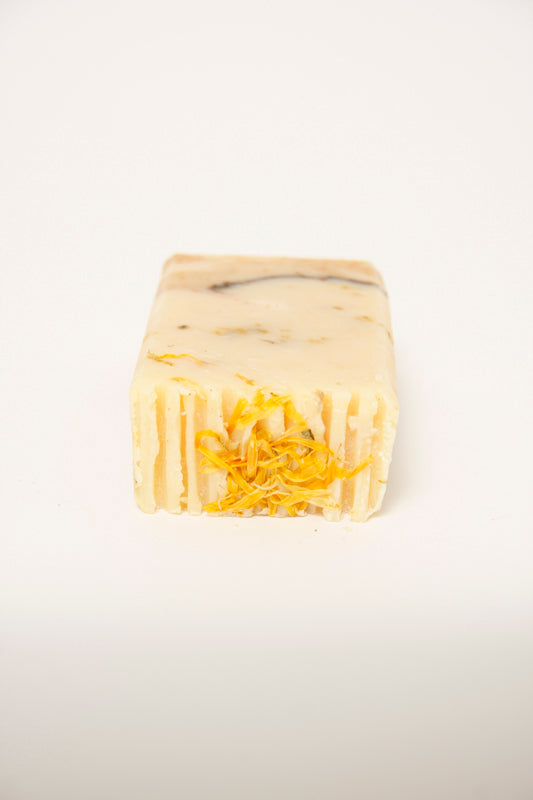 FOX FARM APIARY LEMON CALENDULA  SOAP - Cloak and Dagger NYC
