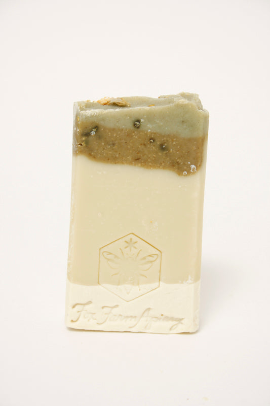 FOX FARM APIARY GREEN GODDESS SOAP - Cloak and Dagger NYC