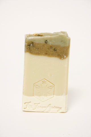 FOX FARM APIARY GREEN GODDESS SOAP