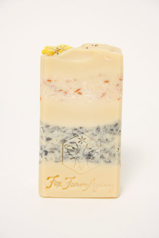 FOX FARM APIARY SANTORINI SALT BAR SOAP