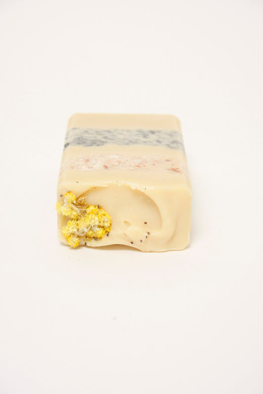 FOX FARM APIARY SANTORINI SALT BAR SOAP - Cloak and Dagger NYC