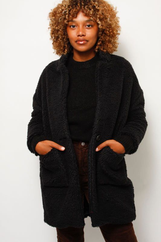 EMERSON FRY TEDDY BEAR COAT - Cloak and Dagger NYC