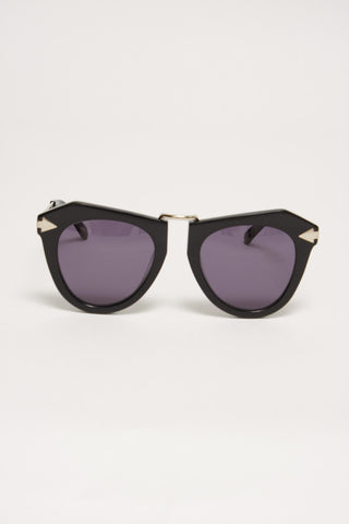 KAREN WALKER ONE ORBIT, BLACK