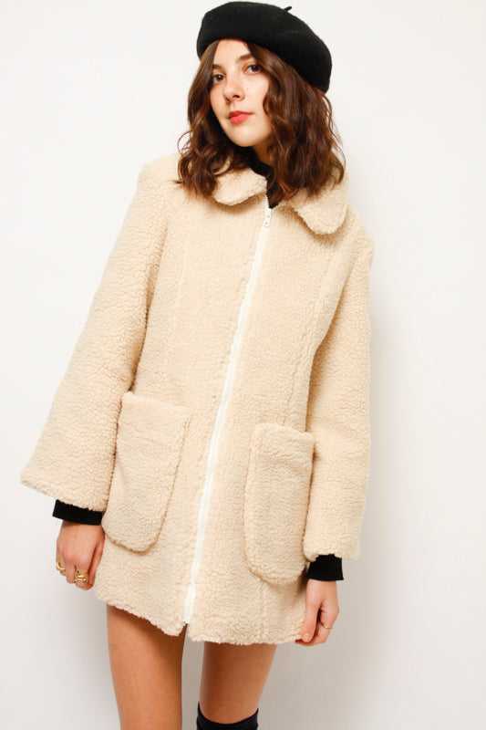 SAMANTHA PLEET WILLOW COAT - Cloak and Dagger NYC