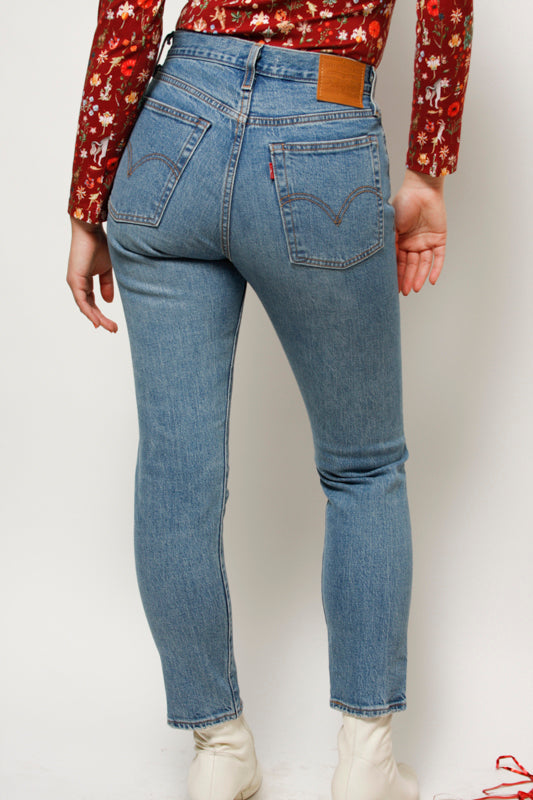 LEVIS WEDGIE ICON FIT