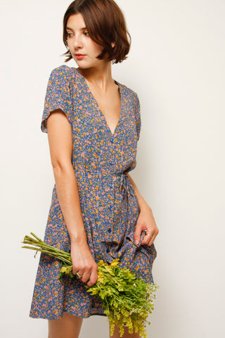 ROLLAS MILLA COAST FLORAL DRESS