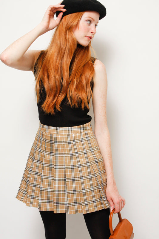 SKATER SKIRT - Cloak and Dagger NYC