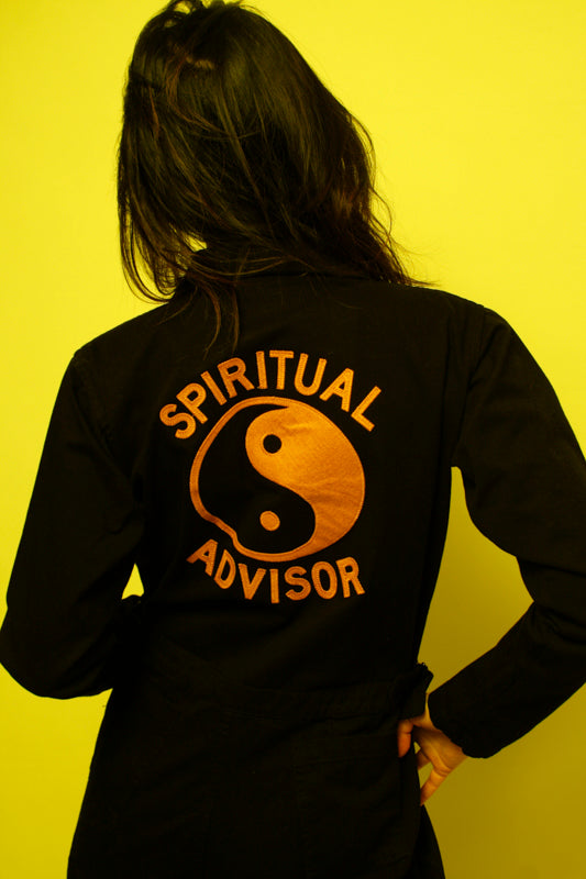 SHLS SPIRITUAL ADVISOR LONG SLEEVE COVERALL