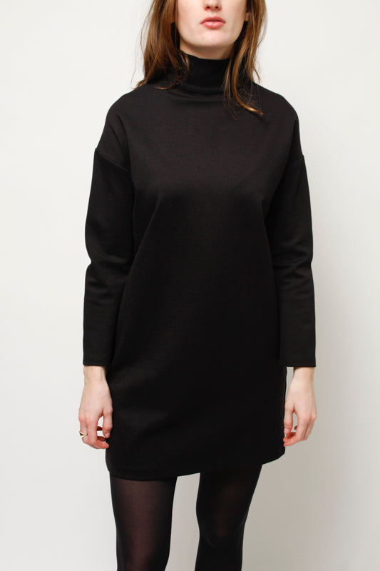 EMERSON FRY EDIE TURTLENECK DRESS - Cloak and Dagger NYC