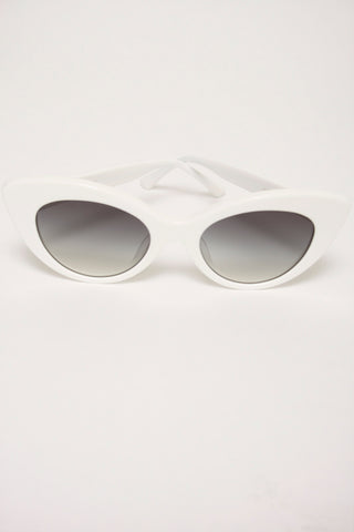 CRAP EYEWEAR, The Wild Gift, white