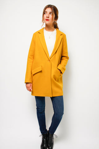 SESSUN HELLO DOLLY COAT