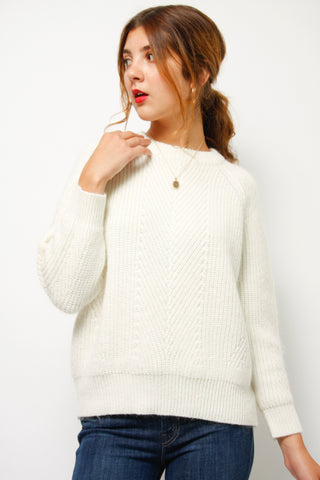 DEMYLEE CHELSEA WOOL SWEATER