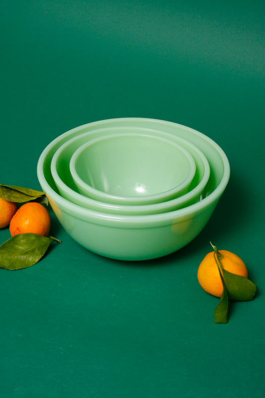 NESTING BOWLS JADE - Cloak and Dagger NYC
