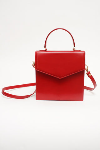 WELCOME COMPANION SQUARE ONE RED BAG