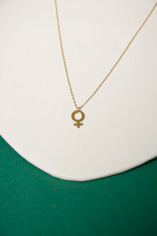 BARE & GOLDEN DEMIGODESS NECKLACE