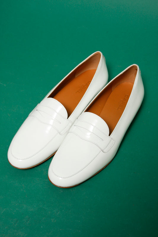 CAREL BIS LOAFER CALF PATENT - Cloak and Dagger NYC
