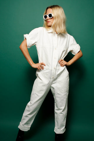THE CLASSIC WORKWEAR COVERALLS