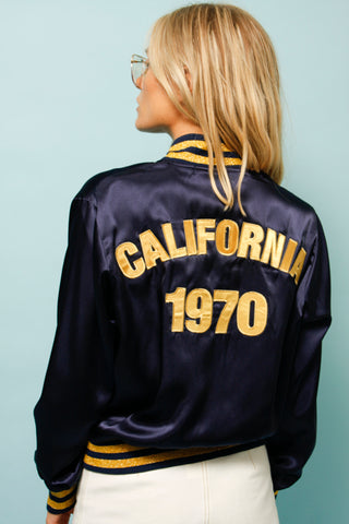 STONED IMMACULATE CALIFORNIA 1970 BOMBER