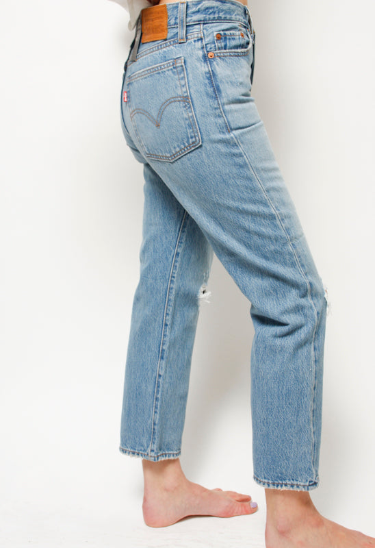 LEVIS WEDGIE STRAIGHT - Cloak and Dagger NYC