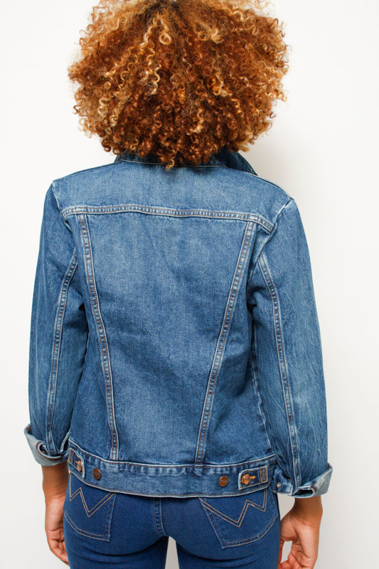 WRANGLER ICON DENIM JACKET