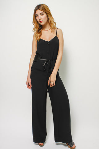 SESSUN SMOCKY EYES SEELIE JUMPSUIT