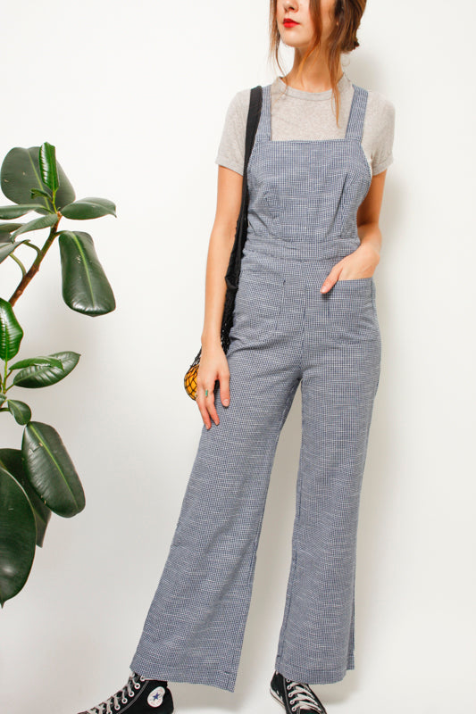 SWEET JANE CHAMBRAY JUMPSUIT