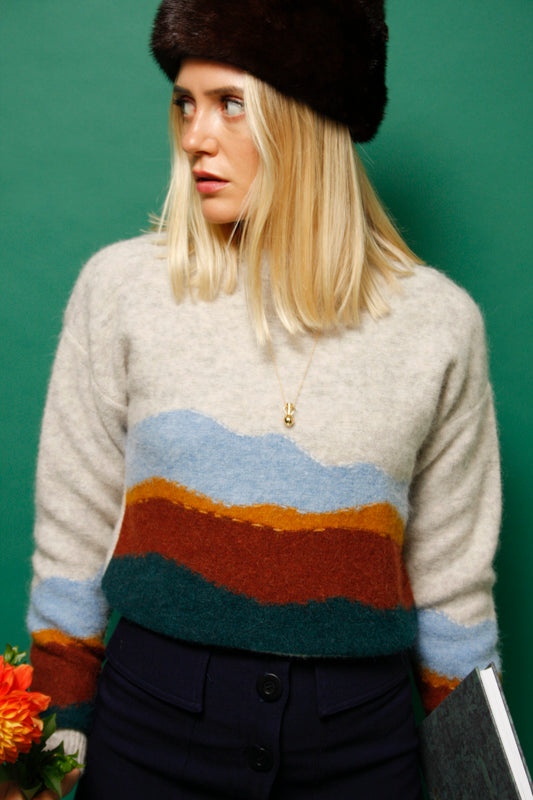 SESSUN GRAND VIEW SWEATER