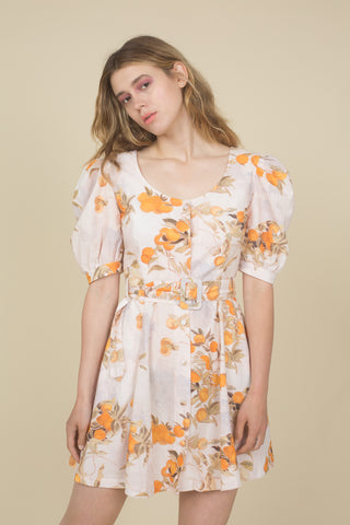 SAMANTHA PLEET MEADOW DRESS