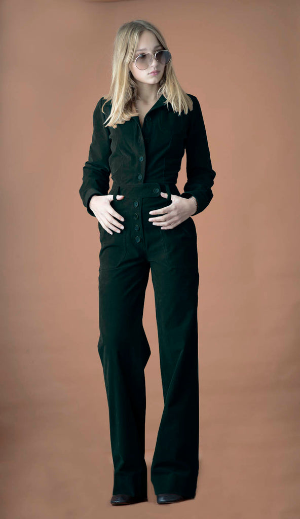 NATHALIE DUMEIX JANIS JUMPSUIT - Cloak and Dagger NYC