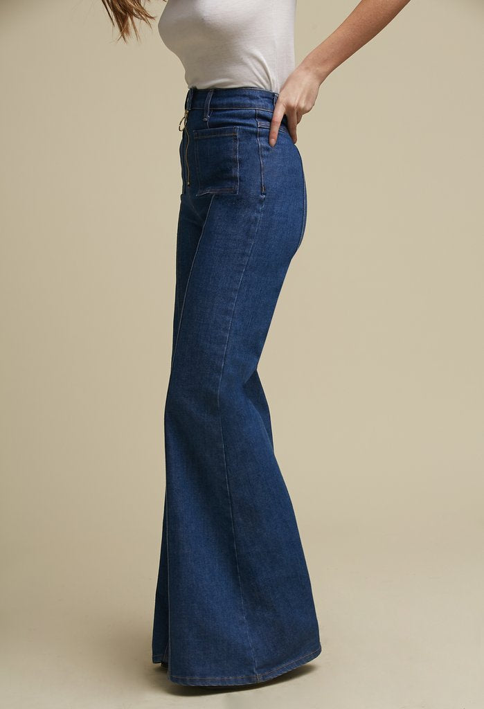 STONED IMMACULATE BARDOT JEANS