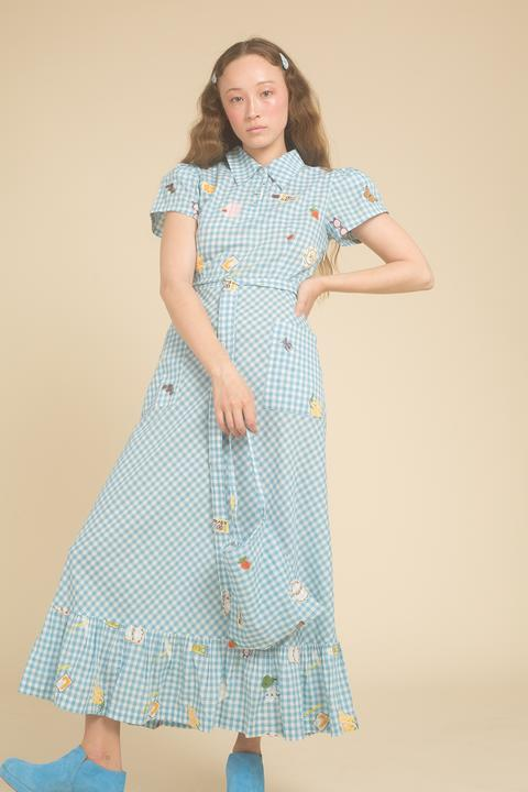 SAMANTHA PLEET PICNIC DRESS