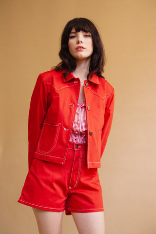 LYKKE WULLF SUMMER RANCH JACKET