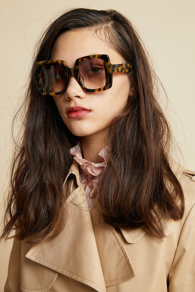 KAREN WALKER ISADORE SUNGLASSES