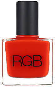 RGB Coral Nail Color - Cloak and Dagger NYC