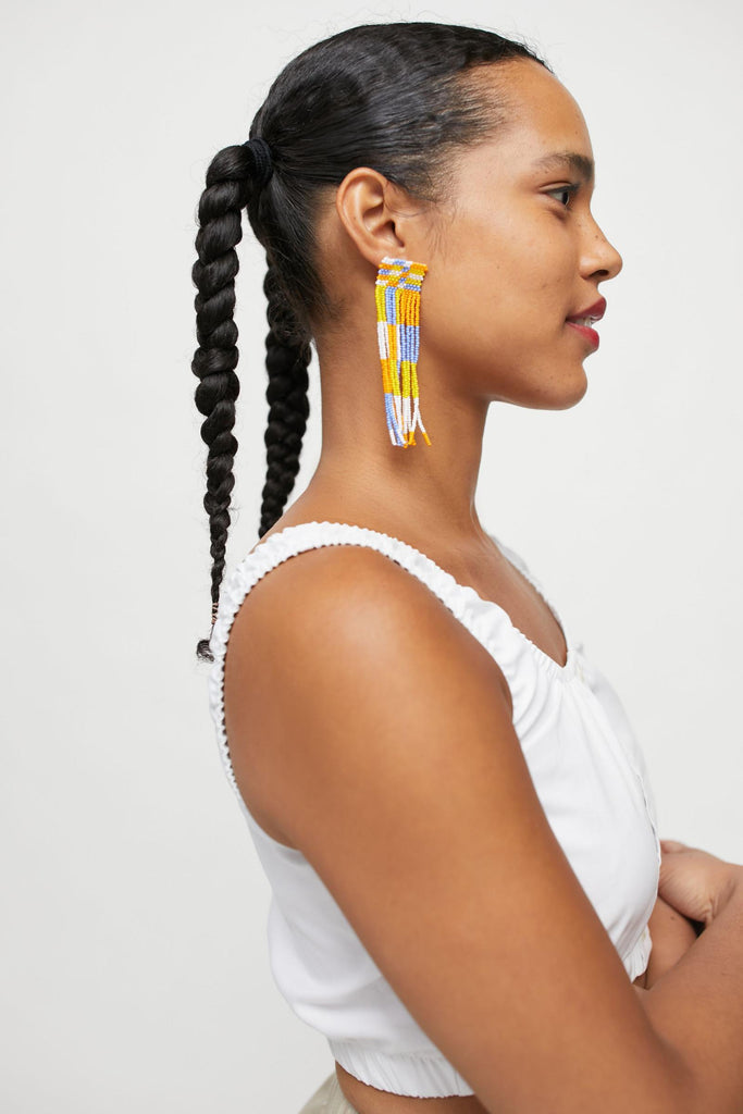 CASA CLARA HARLOWE EARRINGS