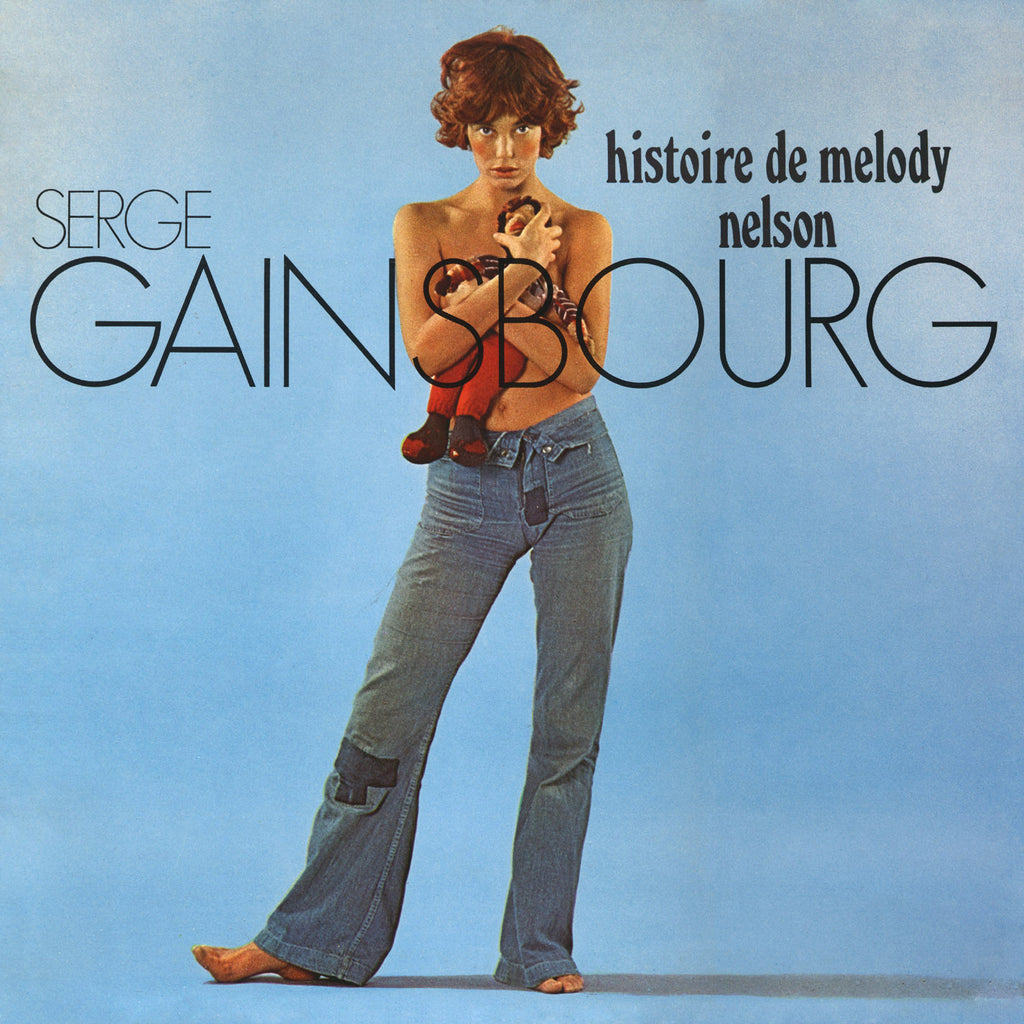 SERGE GAINSBOURG - HISTOIRE DE MELODY NELSON - Cloak and Dagger NYC