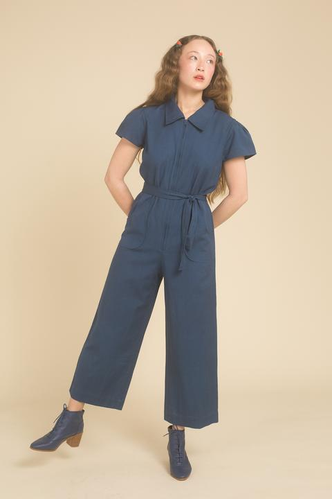 SAMANTHA PLEET HOUSE JUMPSUIT