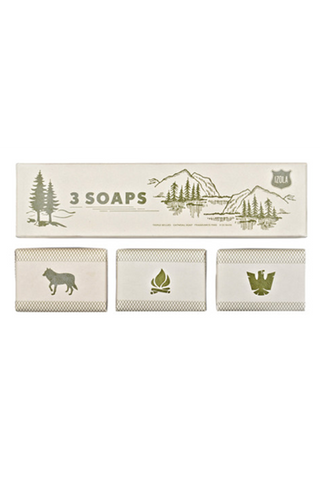 Izola Scout Soap Set