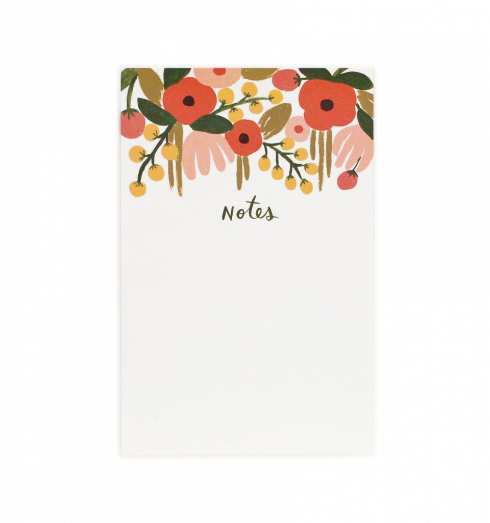 Rifle Hanging Garden Notepad - Cloak and Dagger NYC