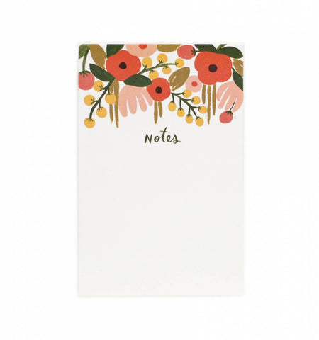 Rifle Hanging Garden Notepad