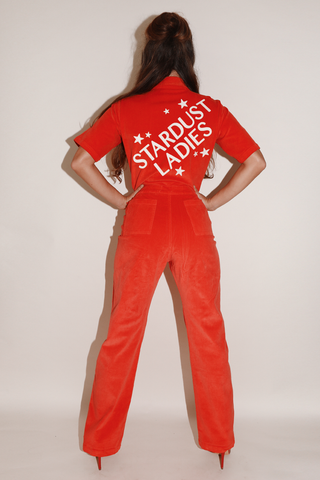 SUGARHIGH LOVESTONED STARDUST LADIES COVERALL