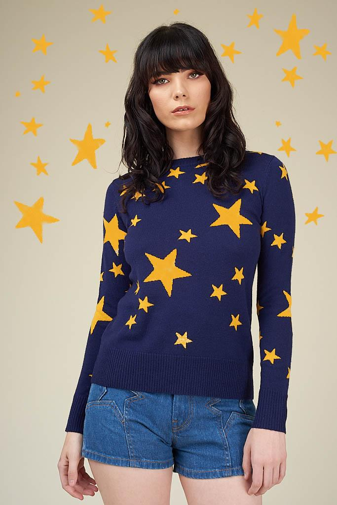 STONED IMMACULATE STARSTRUCK SWEATER